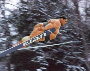 сумо прыжки на лыжах
