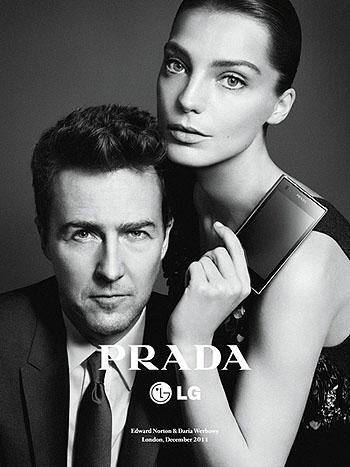 LG and Prada