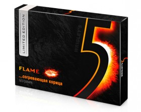 5® FLAME LIMITED EDITION