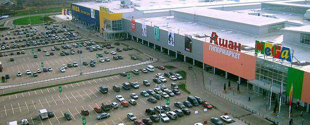 торговый центр мега химки