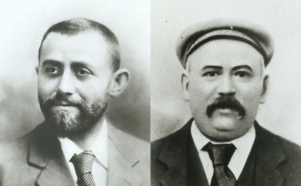 Майкл Маркс и Томас Спенсер