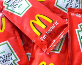 никаких кетчупов Heinz в сети McDonald's
