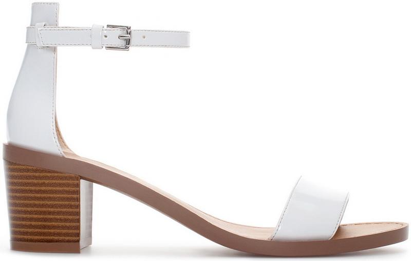 Босоножки Zara 2014